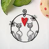 - mačky so srdiečkom - 9275852_