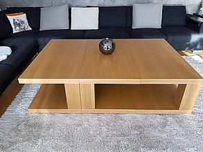 Nábytok - konferenčný stolík Compakt * OUTLET - 9274836_