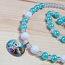 Detské doplnky - Detská sada šperkov - 9275895_