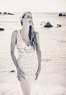 Šaty - Svadobné šaty na zákazku - 9274081_