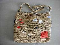 Veľké tašky - Taška Mondrian - 9276245_