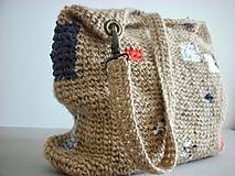 Veľké tašky - Taška Mondrian - 9276246_