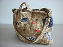 Veľké tašky - Taška Mondrian - 9276247_