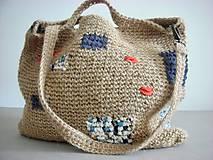 Veľké tašky - Taška Mondrian - 9276248_