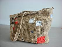 Veľké tašky - Taška Mondrian - 9276249_