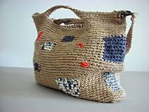 Veľké tašky - Taška Mondrian - 9276250_