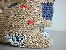 Veľké tašky - Taška Mondrian - 9276252_