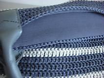 Veľké tašky - Námornická taška - 9276356_