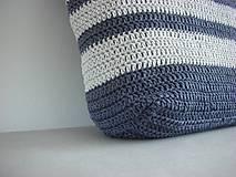 Veľké tašky - Námornická taška - 9276365_