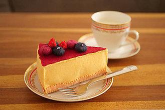 Hračky - Svieži cheesecake s lesným ovocím - 9275671_