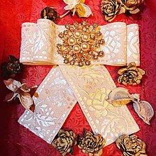 Odznaky/Brošne - Hand Made mašľa, bow do košelí - 9274207_