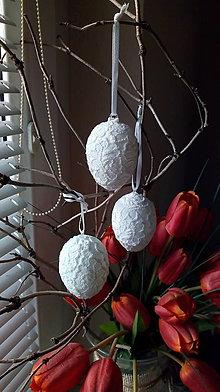 Dekorácie - Veľkonočné vajíčka - 9282000_