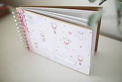 Papiernictvo - Scrapbook fotoalbum - baletka - 9281586_