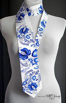 Doplnky - kravata FOLK II. - 9281450_