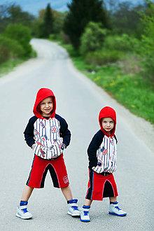 Detské oblečenie - Mikina Trendy - 9280731_