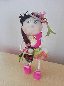 Bábiky - Veselá Amálka - 9281070_