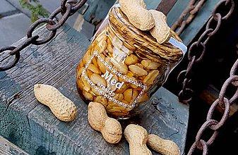 Potraviny - Med a pražené arašídy - 9280301_