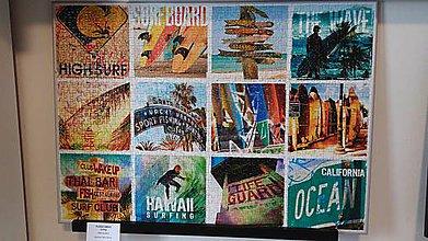 Obrázky - Puzzle obraz Surfing - 9280602_