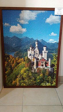 Obrázky - Puzzle obraz Zámok - 9280614_