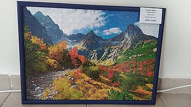 Obrázky - Puzzle obraz Jesenné Tatry - 9280728_