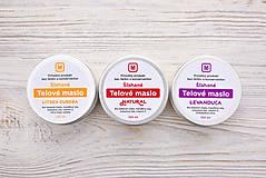 Drogéria - Šľahané telové maslo: NATURAL 100 ml - 9278775_