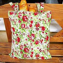 Nákupné tašky - Veselé nakupovanie - taška - 9280422_