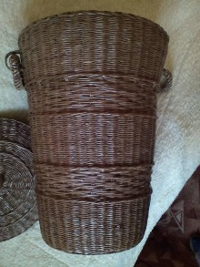 Košíky - Veľký kôš na prádlo - 9281774_