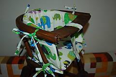 Textil - do stoličky - 9278838_