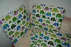 Textil - do stoličky - 9278872_