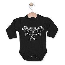 Detské oblečenie - Metalista od kolísky - 9282647_