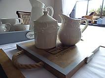 Nádoby - Drevená podložka do kuchyne - 9283115_