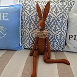 Bábiky - Vintage zajac