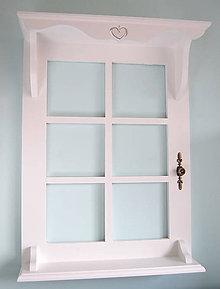 Nábytok - Polica okno 2 - 9284775_