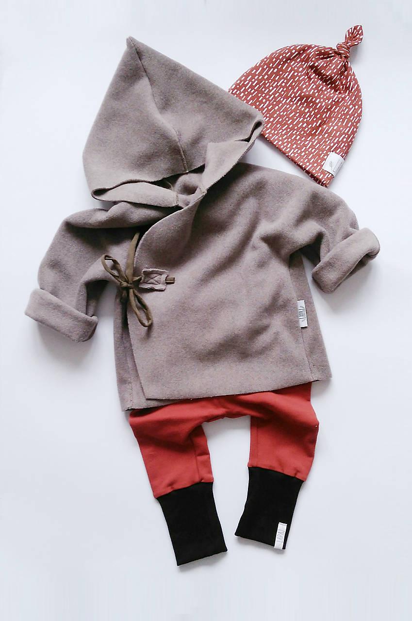 Kojenecký kabátik JURO