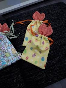Textil - Veľkonočne vrecko - 9285741_