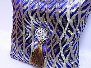 Úžitkový textil - Dekoračný vankúš - 9285641_