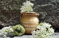 Potraviny - Pastovaný med se zázvorem - 9283048_