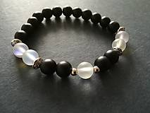 Náramky - Náramok z mineralov - 9284048_