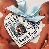 Magnetky - Magnetka na želanie s vlastnou fotografiou - 9284131_
