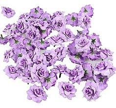 Iný materiál - 41. Rozkvitnuté ružičky - 1 ks - 9287556_
