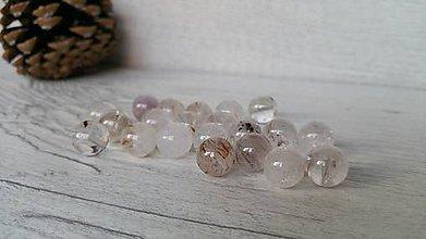 Minerály - Kakoxenit v krištáli 10mm - 9288674_