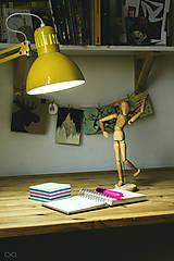 Papiernictvo - Drevený zápisník WOODBOOK - 9286815_