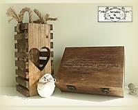 Krabička so želaným textom :)