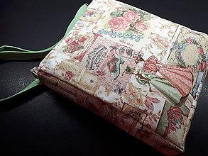 Veľké tašky - Cross body bag Elegance - 9293080_