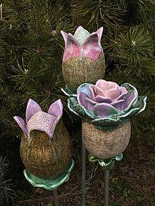 Dekorácie - Kvet - Tulipánik - 9289768_