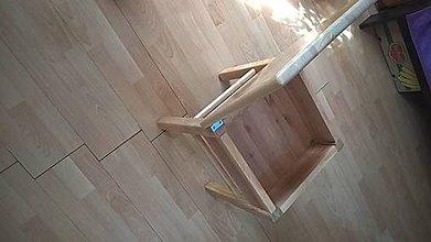 Nábytok - Stolček s uložným priestorom - 9289867_