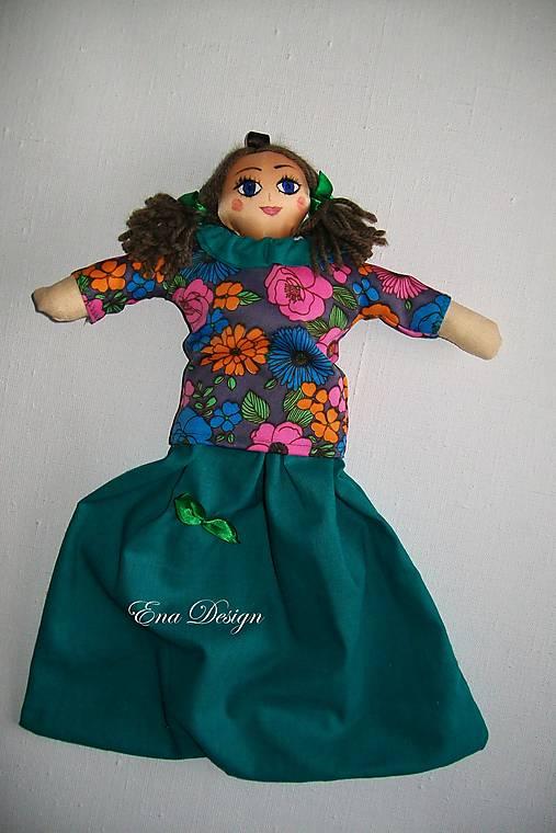 bábika na igelitky -Tyrkyska