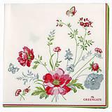 Papier - Servítka  G38- Meadow white - 9290144_