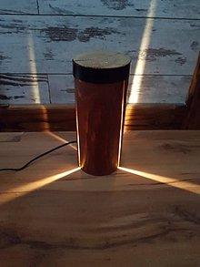 Svietidlá a sviečky - Náladová lampa lúče - 9290870_