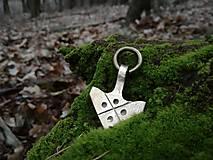 Náhrdelníky - Thorovo kladivo II. bronz - 9291834_